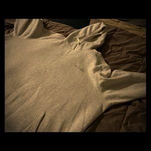 Columbia Pullover Sweatshirt (White)